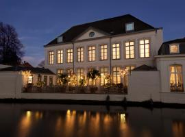 Hotel Van Cleef, accessible hotel in Bruges