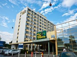 Hotel Flora, hotel in Mamaia