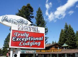 Paradice Motel, motel in South Lake Tahoe