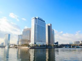 Dai-ichi Hotel Tokyo Seafort, hotel in Tokyo