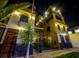 Sillary Hostal Boutique, hotel with jacuzzis in Arequipa