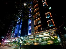 Well Park Residence Boutique Hotel & Suites, hotel in Chittagong