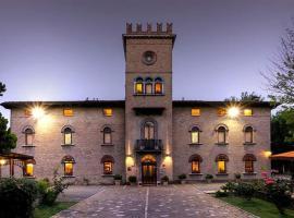 Hotel Castello, hotell i Modena