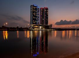 Ibis Abu Dhabi Gate, отель в Абу-Даби