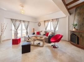 Sebastian's Amazing Apartment Rhodes Town, hotel near Rodini Park, Rhodes Town