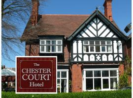 Chester Court Hotel, hotel near Cheshire Oaks Designer Outlet, Chester