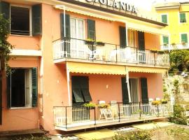 Hotel Villa Jolanda, hotel a Sestri Levante