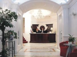 Gambrinus Hotel, hotel in Via Veneto, Rome