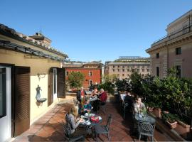 Parlamento Boutique Hotel, hotel in Rome City Center, Rome