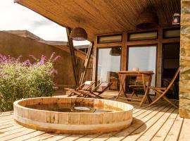 Cuarzo Lodge, Hotel in Pichilemu