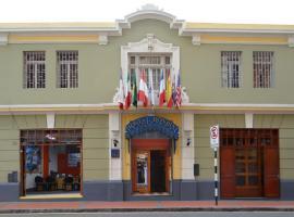 Hostal Bonbini, hotel near San Martín Square, Lima