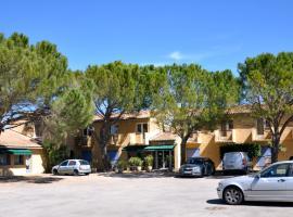 Le Provence、マノスクのホテル
