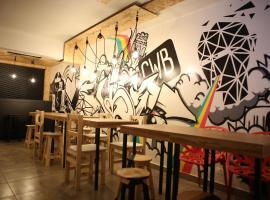 Social Hostel Café e Bar, hostel in Curitiba