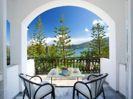Hotel Athina, hotel near Sinks, Karavomylos