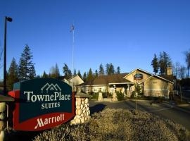 TownePlace Suites by Marriott Seattle Everett/Mukilteo, hotel near Snohomish County Airport - PAE,