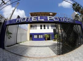 Hotel Poyares, hotel near Dragão do Mar Cultural Centre, Fortaleza
