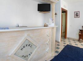 Hotel Patti, hotel in Golfo Aranci