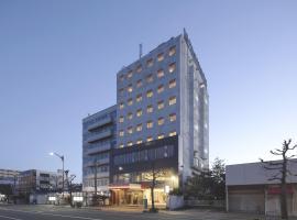 Shizuoka Victoria Hotel, hotel in Shizuoka