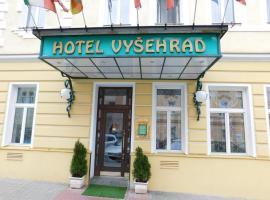 Hotel Vysehrad, Hotel in der Nähe von: Prager Hochburg, Prag