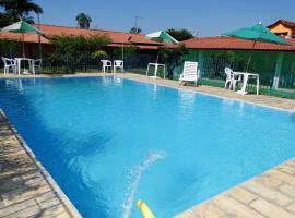 Pousada das Acerolas, hotel with pools in Penedo