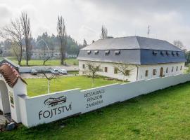 Penzion Fojtstvi, ubytování v soukromí v destinaci Olomouc