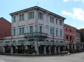 Albergo Ristorante Leon d'Oro, hotel en Noventa di Piave