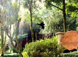 Pousada Floresta Negra, accessible hotel in Canela