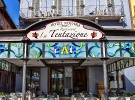 Hotel Novara, hotel in Verbania