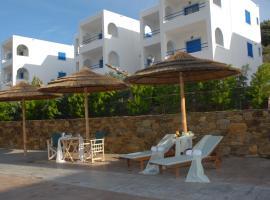 Alykes, hotel in Marmari