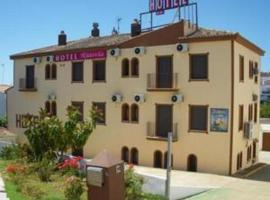 Hotel Riavela, hotel in Ayamonte