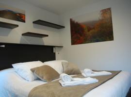 Aux 500 Diables Eco Lodge - Hotel, hôtel à Chambon-sur-Lac