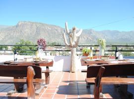 Hostal Mirador del Valle, inn in Cafayate