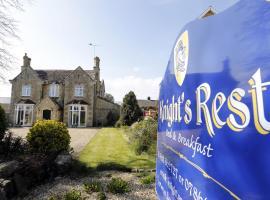 Knights Rest, vacation rental in Shanklin