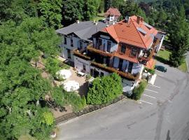 Sowia Dolina- Góry Sowie, hotel in Pieszyce
