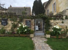 Les Chambres d'Ovaline, maison d'hôtes à Saint-Émilion
