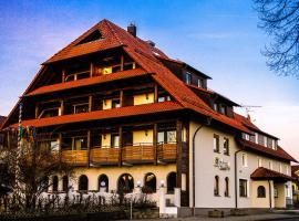 Hotel-Restaurant Alpha, Hotel in Friedrichshafen