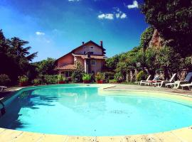 Hotel Parco Erosa, hotel in Abbadia San Salvatore