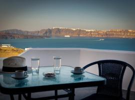 Pancratium Villas & Suites, מלון באקרוטירי