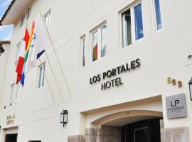 LP Los Portales Hotel Cusco, hotel en Cuzco