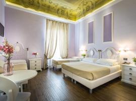 Hotel Ferrucci, hotel near Piazzale Michelangelo, Florence