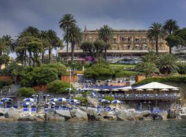 Hotel Continental, hotel in Santa Margherita Ligure