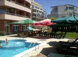 Хотел Диведа, хотел в Свети Влас