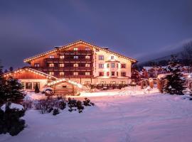 Alpejski Boutique Hotel, отель в Карпаче