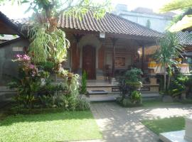 Shindu Home Stay, hotel near Ubud Market, Ubud