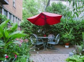 L'Adresse Botanique - Studio, hotel perto de Rue Sherbrooke, Montreal
