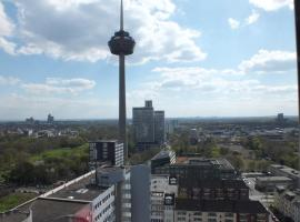 Downtown Ehrenfeld, hotel with pools in Cologne