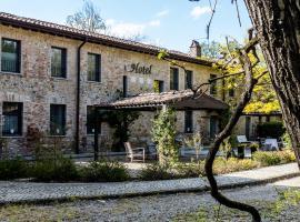La Maison De Vì, hotel in Carpaneto Piacentino