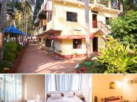 Panchavadi Ayurvedic Beach Resort, hotel i Varkala