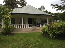 Skyblue Guesthouse - Self Catering, hotel near Praslin Museum, Baie Sainte Anne