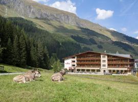 Der Rindererhof, hotel in Tux